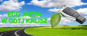 Nowość w ODTJ Kalisz - Eco Jazda