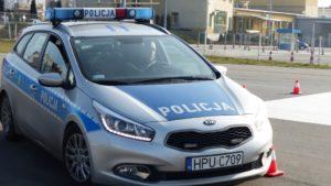 Wielkopolska policja w ODTJ Kalisz